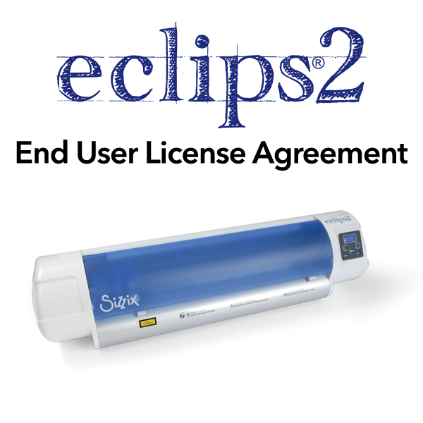 eclips End User License Agreement